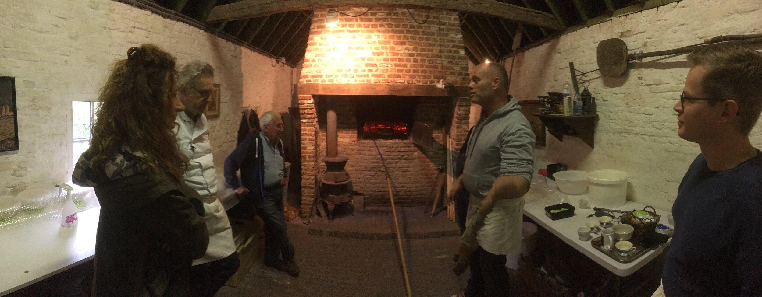 Het bakhuis in't Grom in Sint Katelijne Waver