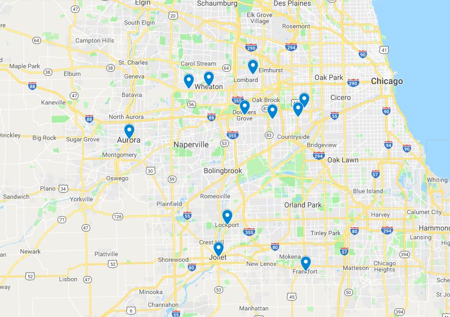 Central Illinois -
