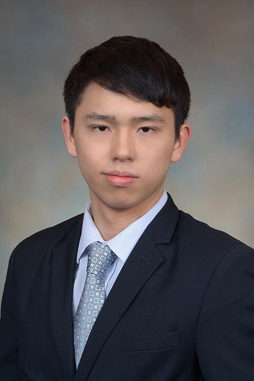 Alexander Chen  | Class of 2019   Hometown:  Beijing, China