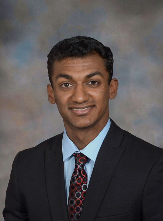 Nagu Chidambaram  | Class of 2020   Hometown:  Minnetonka, MN   Majoring in  Wharton: OIDD and Management   Insight Venture Partners : Incoming Summer Analyst   JMI Equity : Summer Analyst   Groups & Societies:  Penn Soccer   Interests:  Soccer, Skiing, Backpacking, Sushi, Family