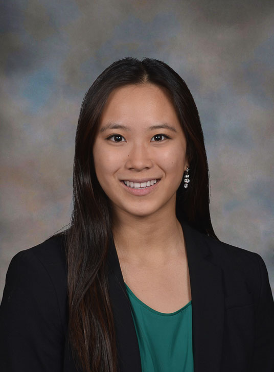 Tiffany Shyu  | Class of 2020   Hometown:  Denver, CO   Majoring in  Wharton: Finance and Business Analytics   Barclays : Incoming Investment Banking Summer Analyst   K Squared Fund : Private Equity Analyst   Groups & Societies:  WITG, Smart Women Securities   Interests:  Dogs, Kale Smoothies, Skiing