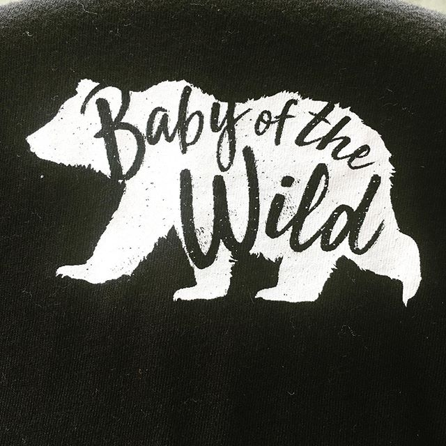 When your foster babies parents know your love for the outdoors and bring a onesie for their boy that they knew you would love just as much = 😭🙌🏼😍. Foster parents.... Love these parents as hard as you can; you might be surprised how hard they will love you back sometimes. And even the ones that don't make it as easy as these two do sometimes just need somebody to break down a wall or two on their behalf. #lovethemfiercly