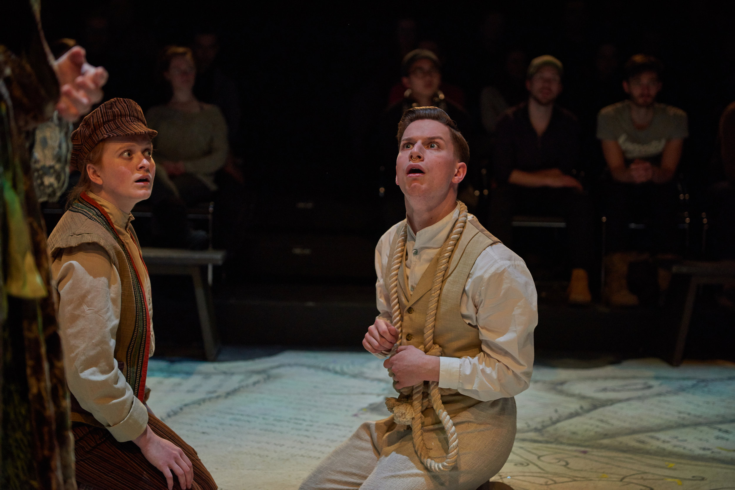 Into the Woods  - Theatre Sheridan, 2018 / PHOTO: John Jones Photography