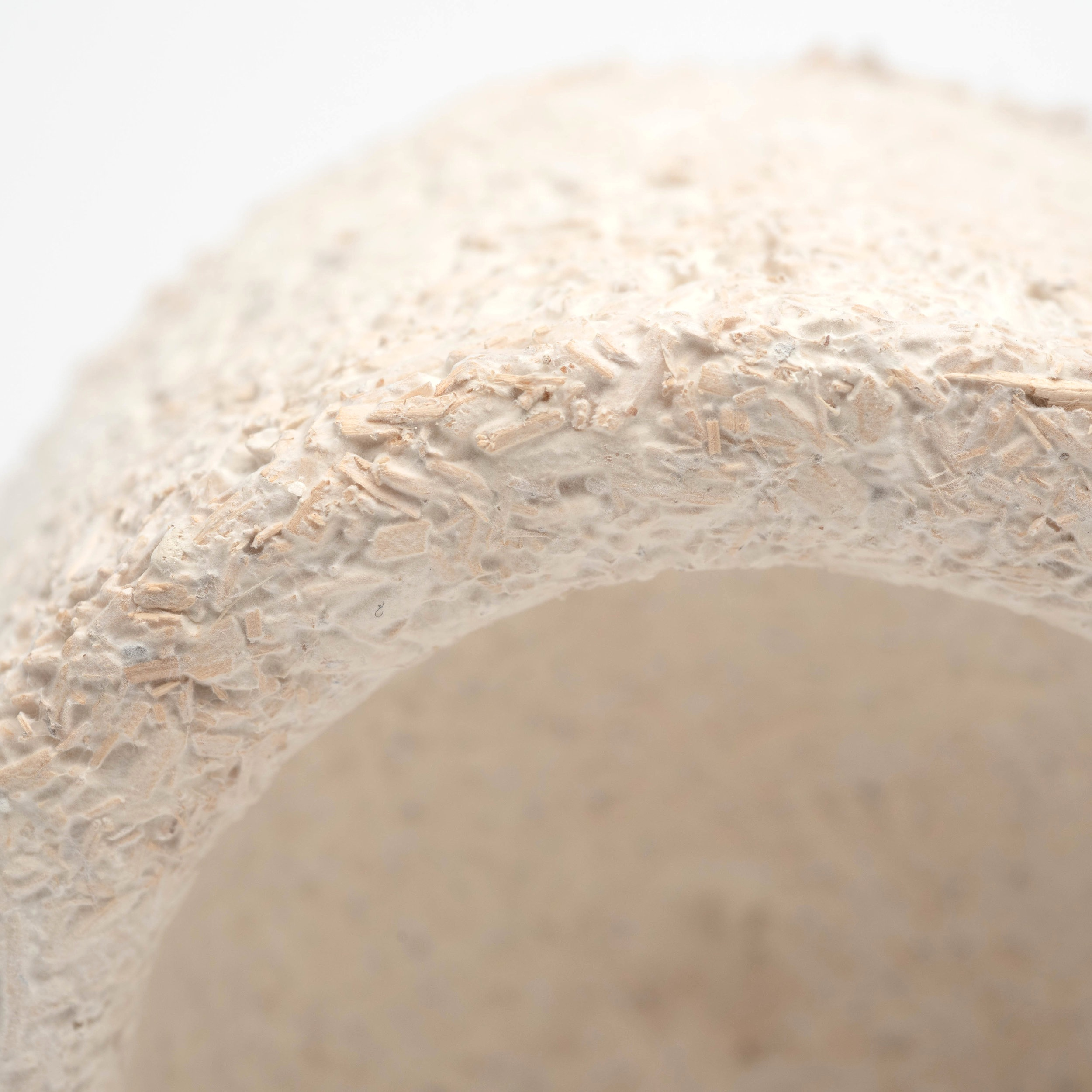 MycoComposite™ - Our MycoComposite™ platform uses mycelium, the root structure of mushrooms, to bind together organic agricultural byproducts, such as wood chips, to produce durable, bio-based and 100% compostable materials.