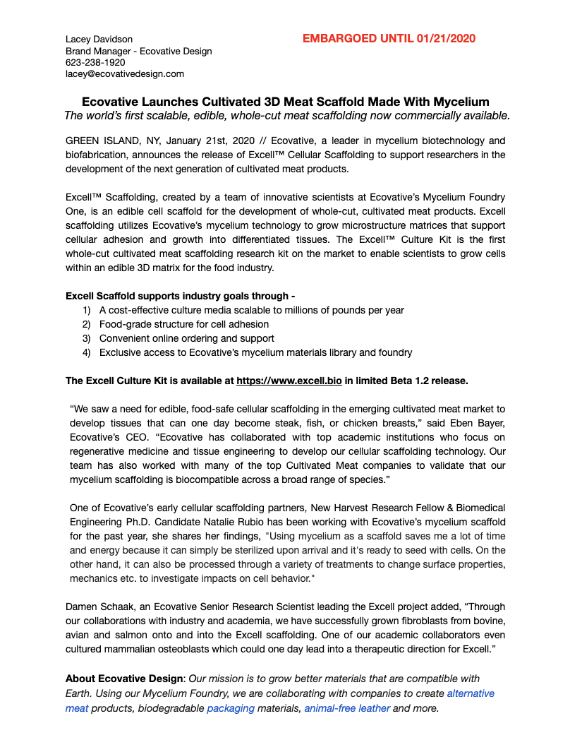 01/2020-excell-press-release
