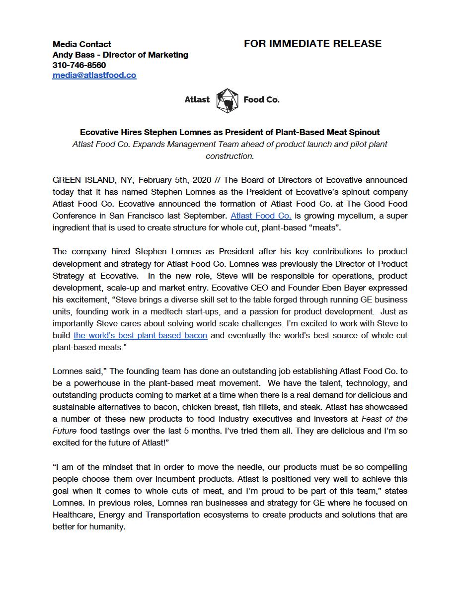 02/2020-Atlast-Press Release