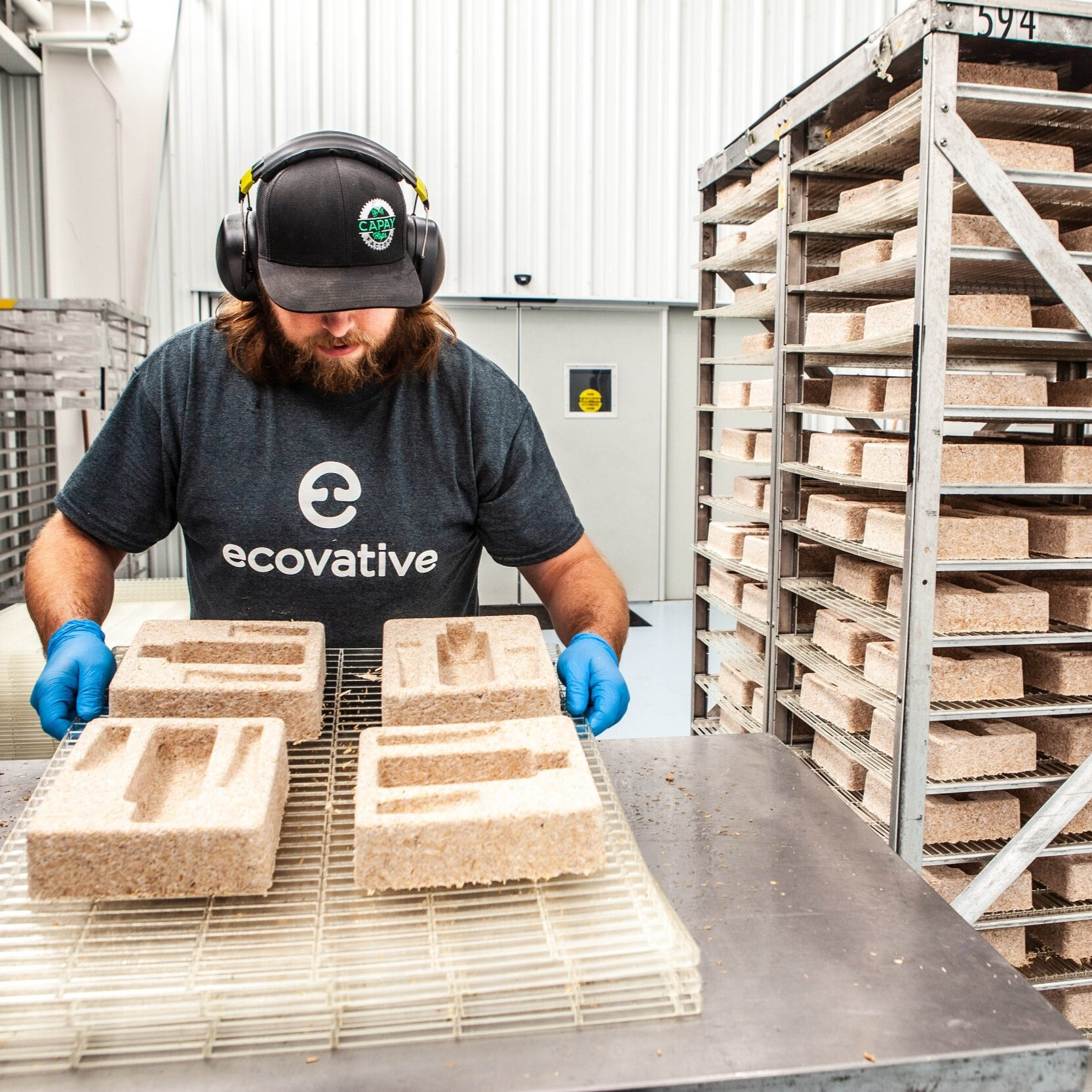 Paradise Packaging Co. - Paradise Packaging is the main hub for growth and distribution of Mushroom® Packaging across the US, located in sunny California.