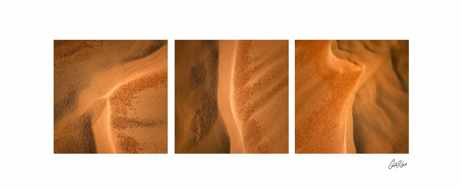 Sand & light
