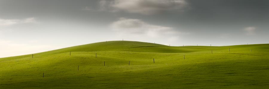 Arthur River farmland