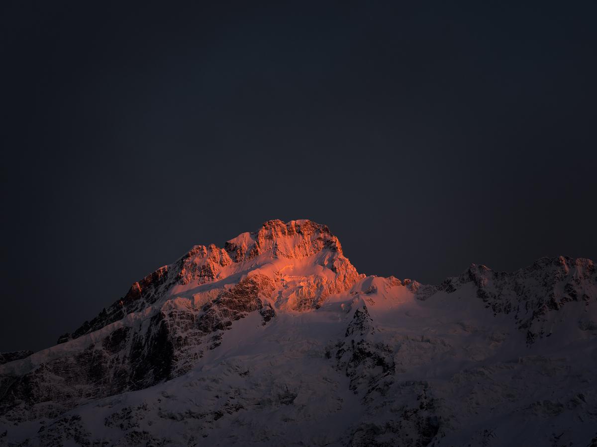 Mt Sefton Light