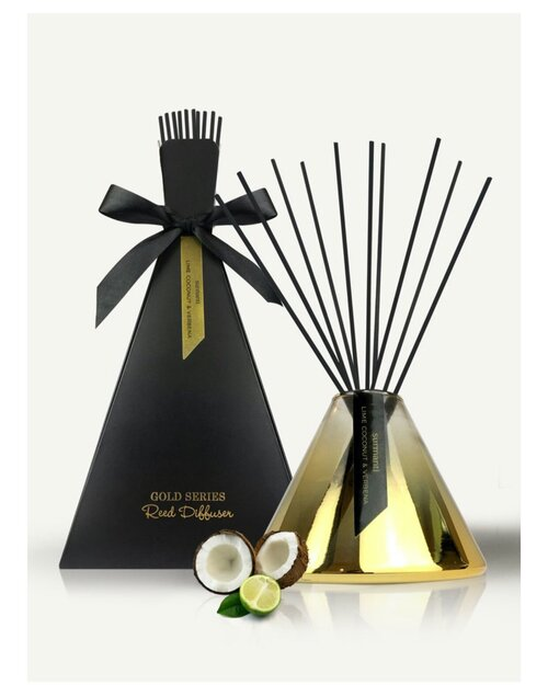 Organic and Vegan diffusers from Surmanti that make a beautiful addition to your decor. Image sourced from  www.surmanti.co.nz