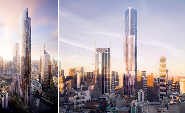 EQ Tower, Melbourne