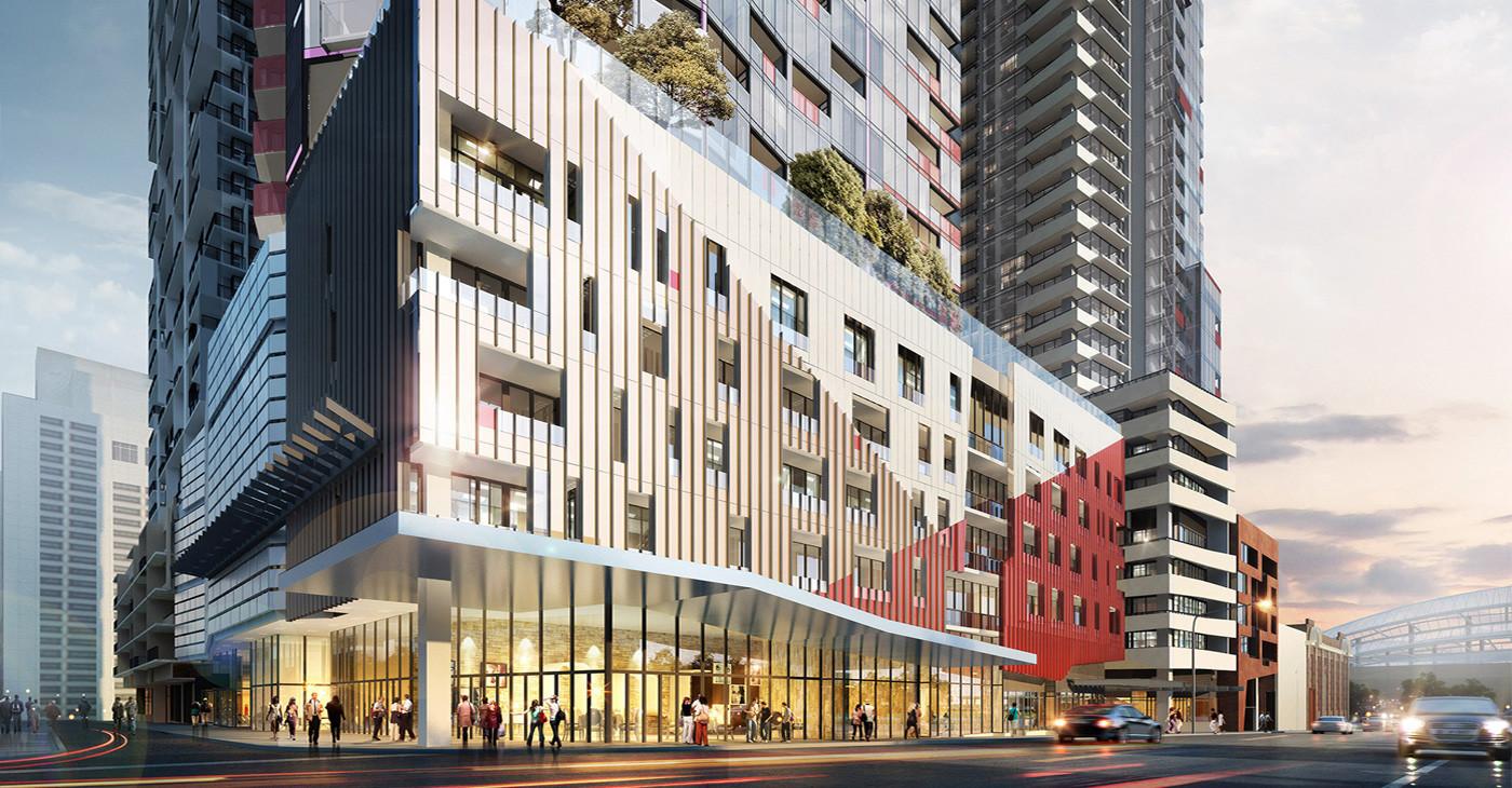 Manhattan UWS, Melbourne