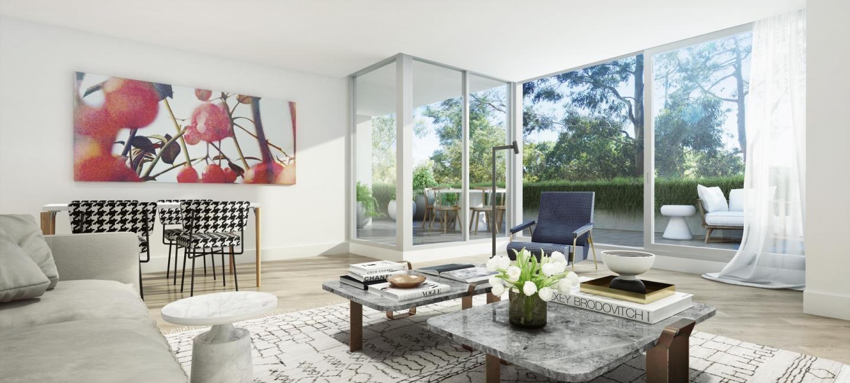 The Fawkner Residences, Melbourne