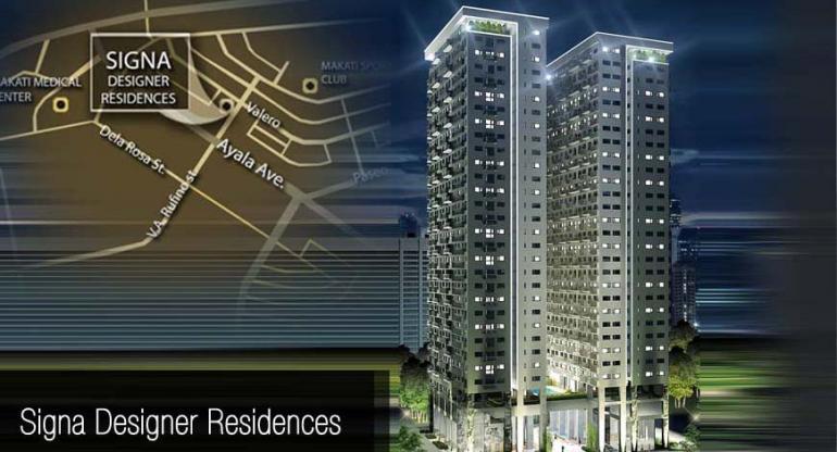 Signa Residence, Manila