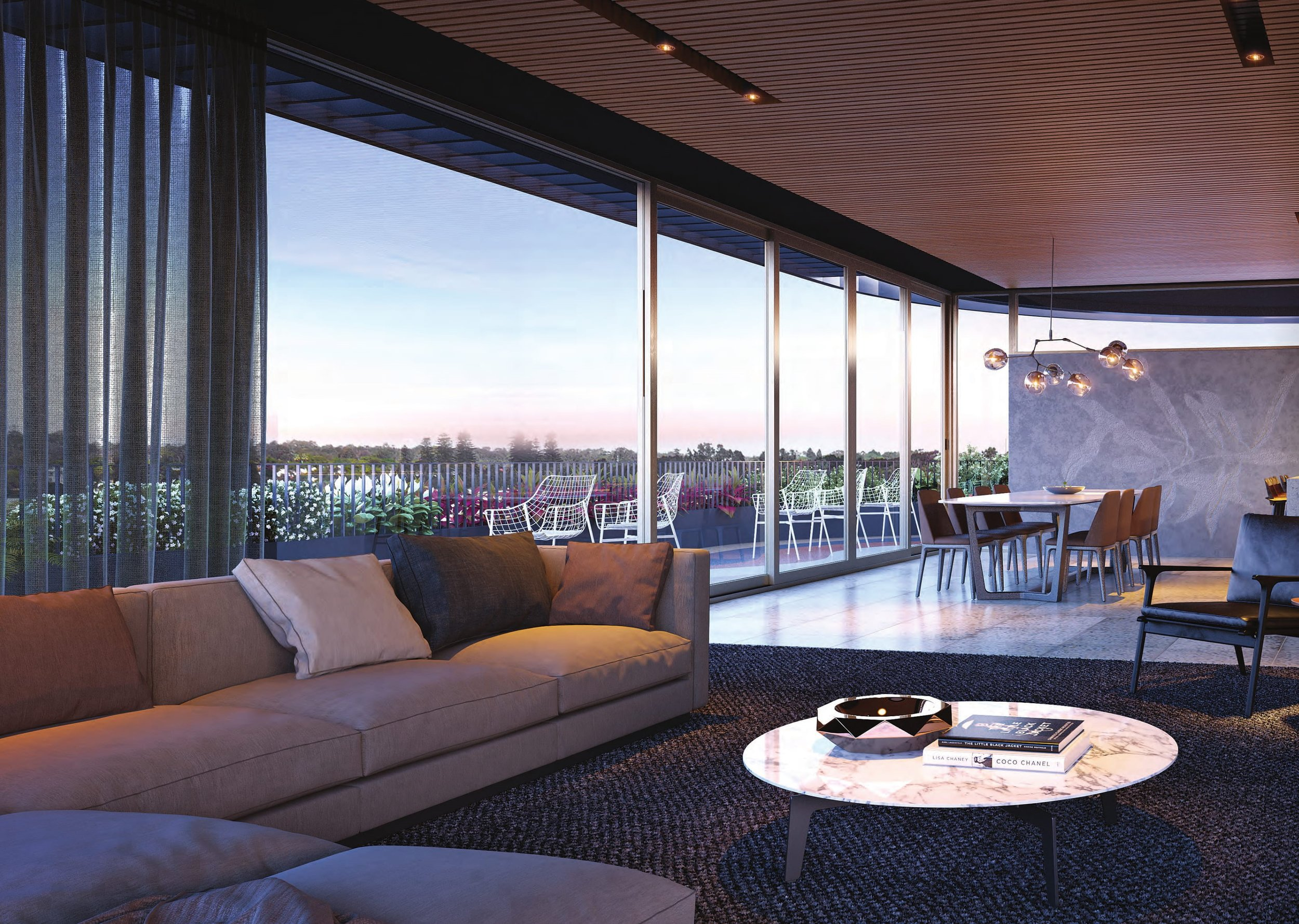 HEALTHY AND RELAXED LIFESTYLE - With so much to do, you'll spend more time outside your apartment than in it. Should you feel the need to venture further afield, you'll find all that Subiaco has to offer is little more than a stroll away. You can hop on the train for the short ride into the city, or take a ten-minute drive to your choice of Perth's stunning beaches.Botanical balances a healthy and relaxed lifestyle with the energy of inner city living.