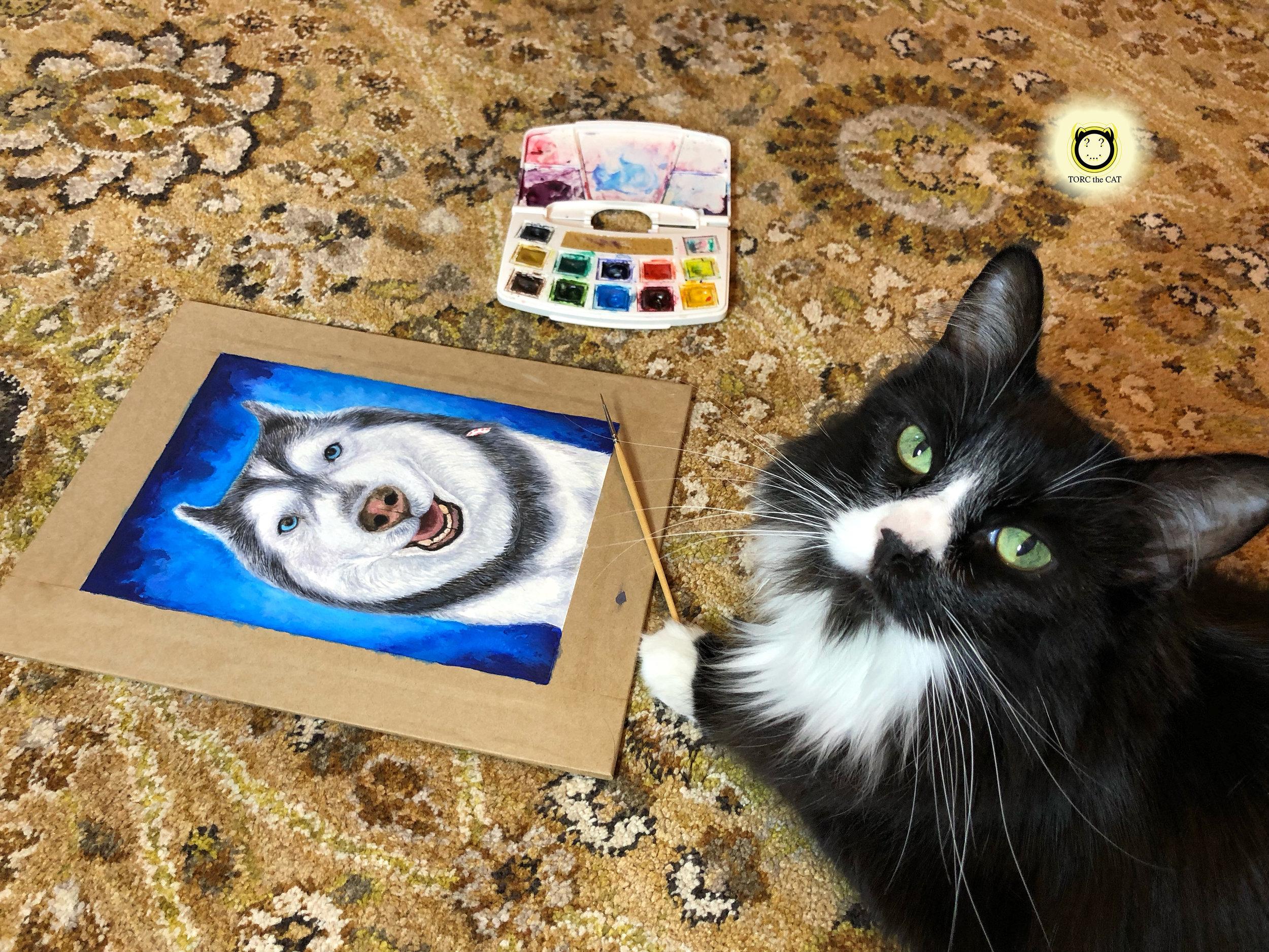 TORC the CAT
