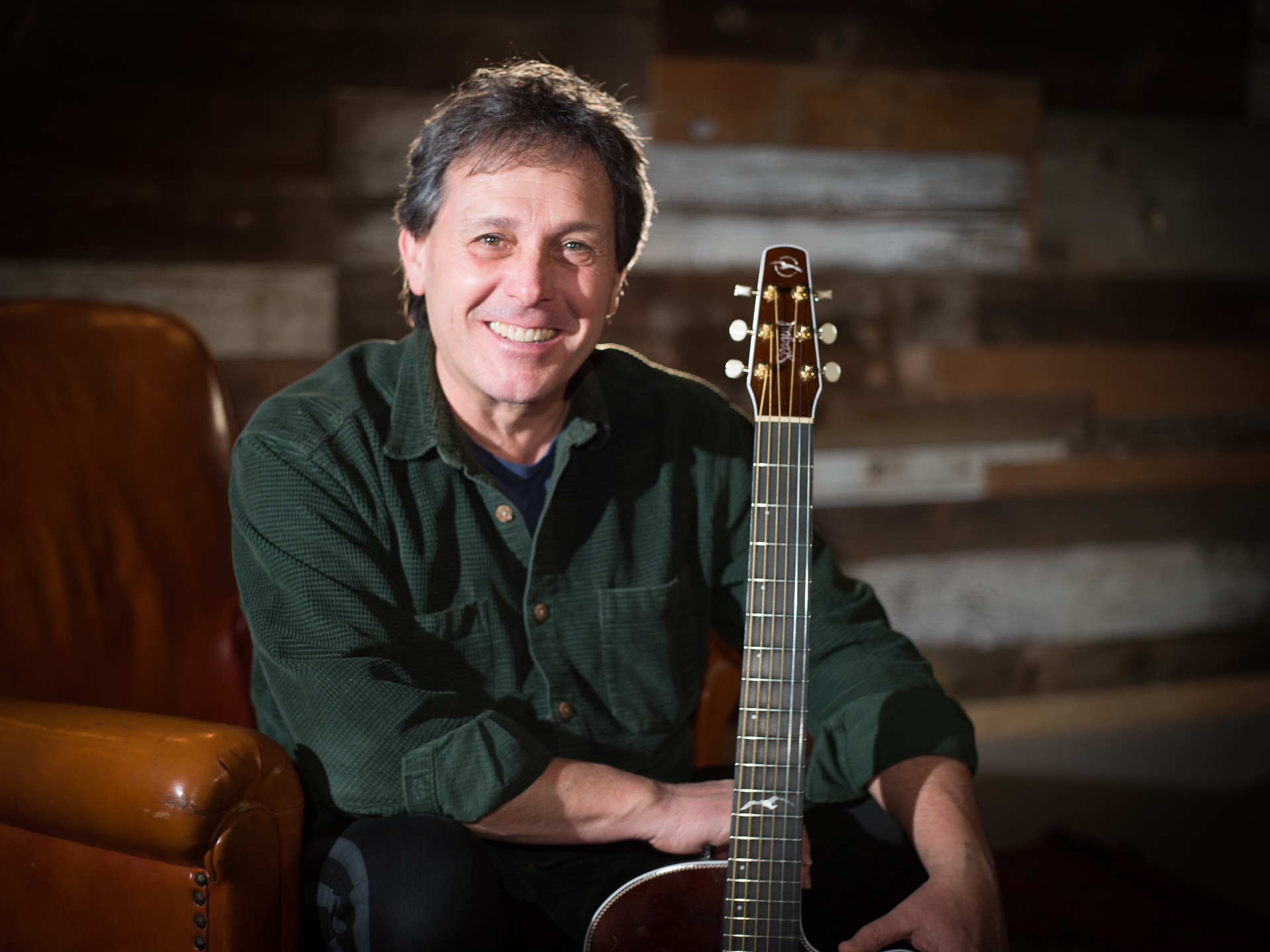 International Performer, Master Guitarist, and Co-Creator of Music World Retreats.