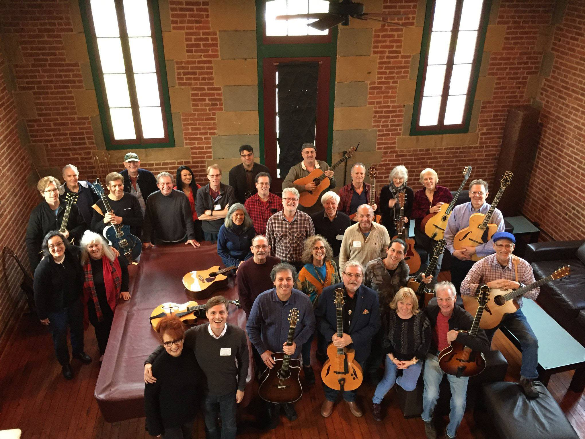 Martin Taylor Guitar Retreats: California (in conjunction with P3 Music)