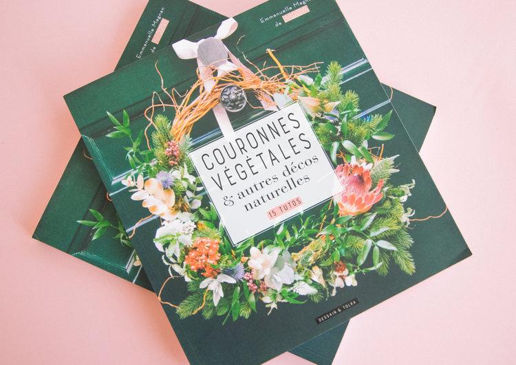 TOP 5 des livres sur les fleurs séchées sur kraft & carat (pampa)