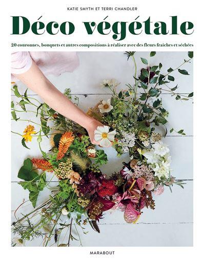 TOP 5 des livres sur les fleurs séchées sur kraft & carat