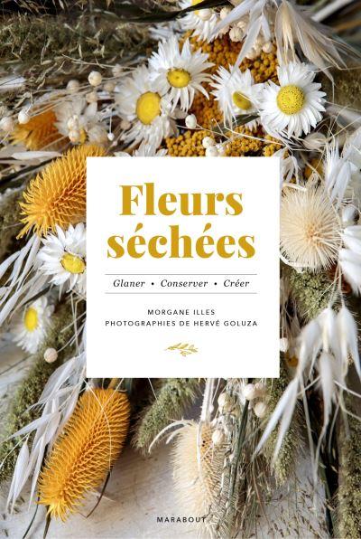 TOP 5 des livres sur les fleurs séchées sur kraft & carat (atelier des prairies)
