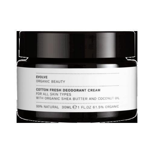 deodorant crème bio evolve