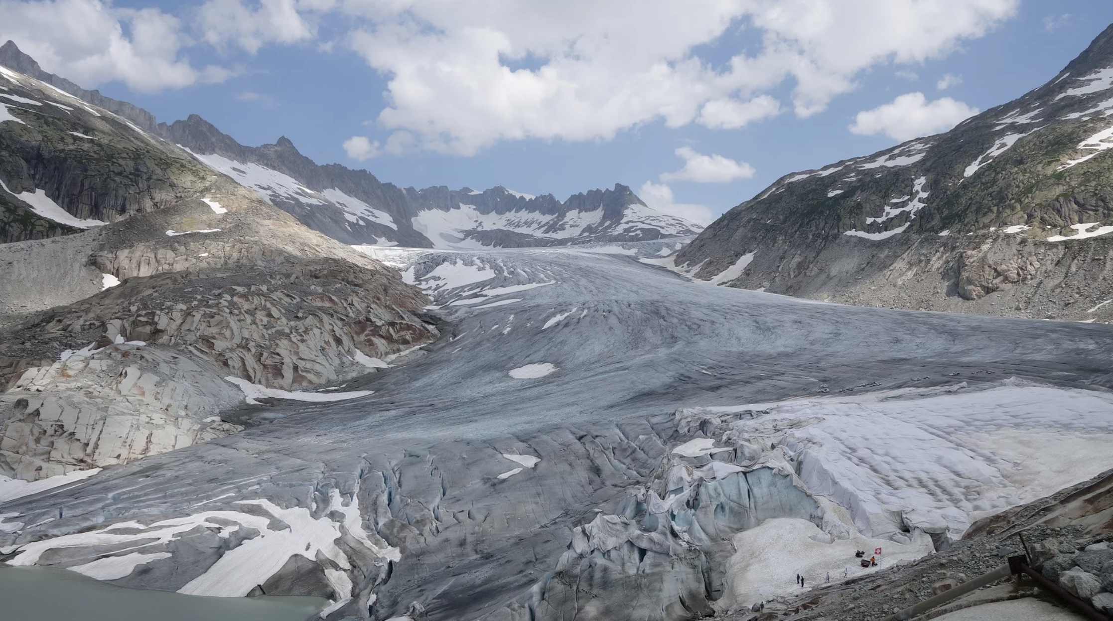Gletscher-Initiative - This Swiss initiative aims at phasing-out fossil energies.
