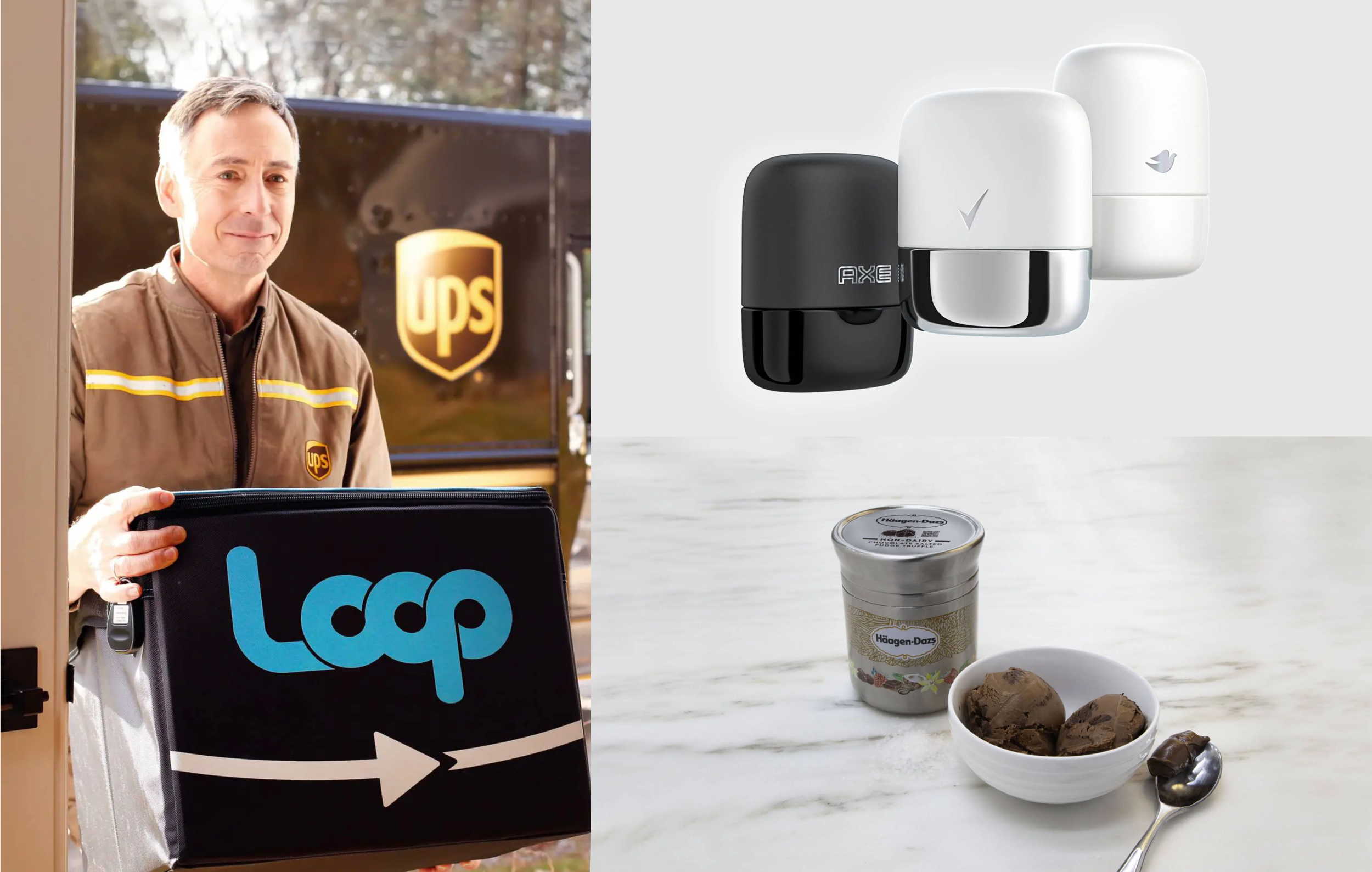 Loop Store - Shop everyday items in reusable packaging