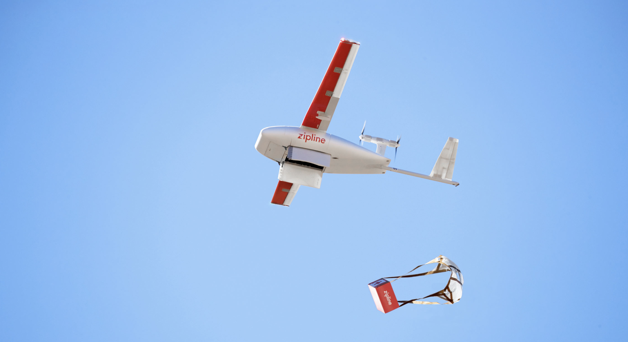 Zipline - Provide access to urgent medicines through a cost-effective drone delivery network.