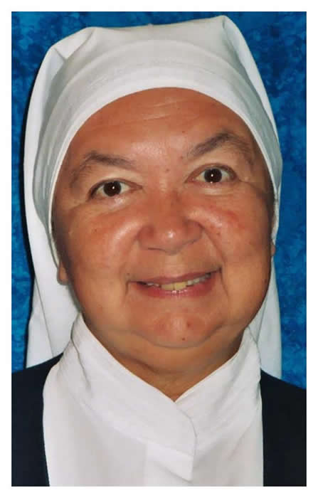 SR. CHRISTINA GRACE MALONZO, DW