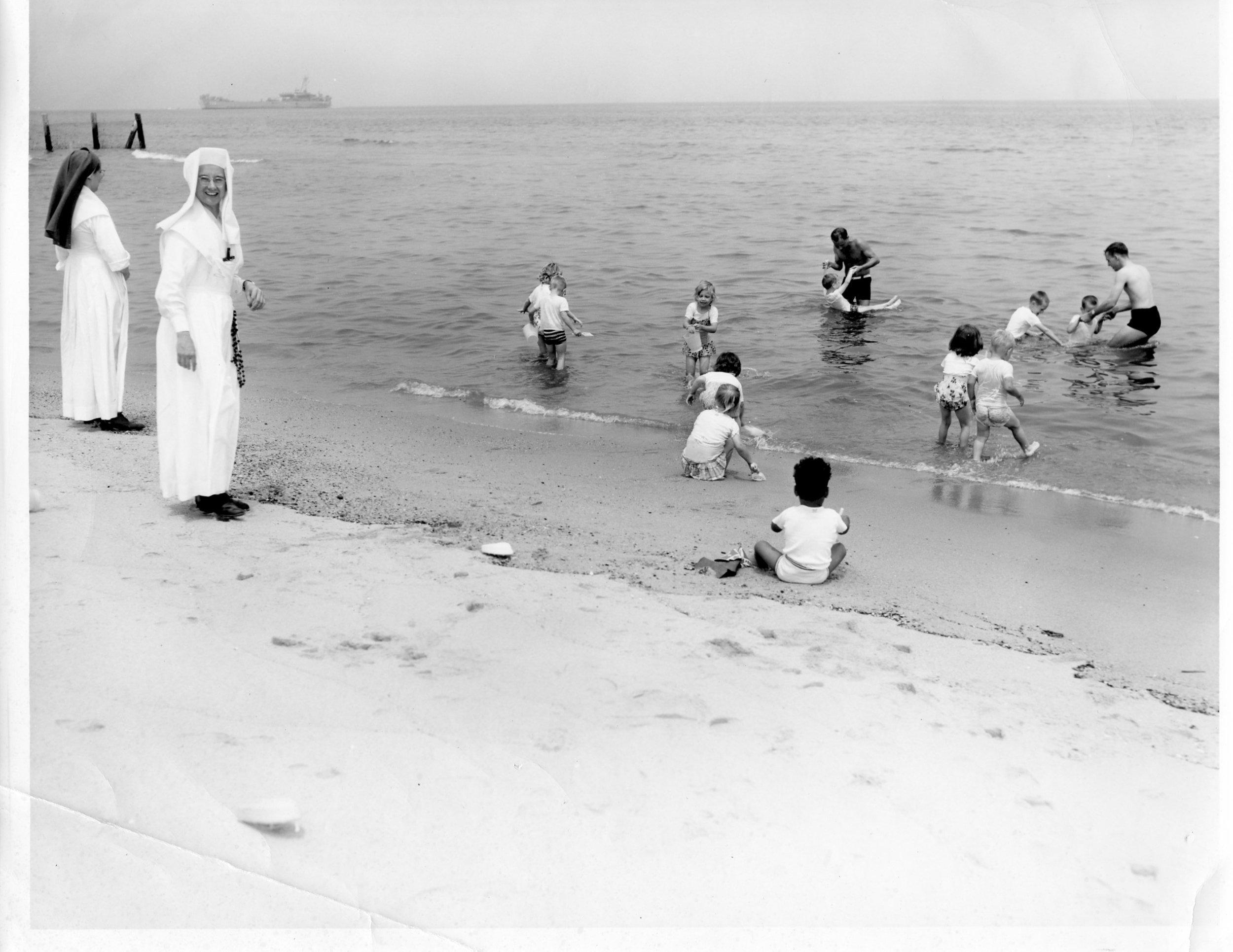 Children from St. Mary's Infant Home, Norfolk, VA Sr. Anna Bittner.jpg