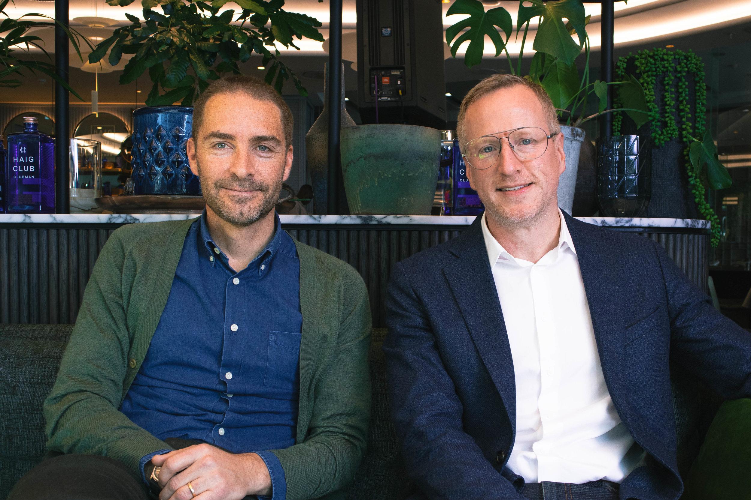 Greg Gamble and Phillippe van der Merwe.jpg