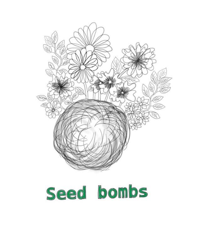 Venez nous rejoindre le 25 mai au Montriond pour fabriquer des 𝕤𝕖𝕖𝕕 𝕓𝕠𝕞𝕓𝕤 et fleurir notre belle ville! • • • • • @fetedelanature.ch @lemontriond  #igerslausanne #fetedelanaturesuisse2019 #seedbombs #dropseedsnotbombs #ilovenature #greencity #lausanne #lausannecity #igervaud #apero #aperotime #plants