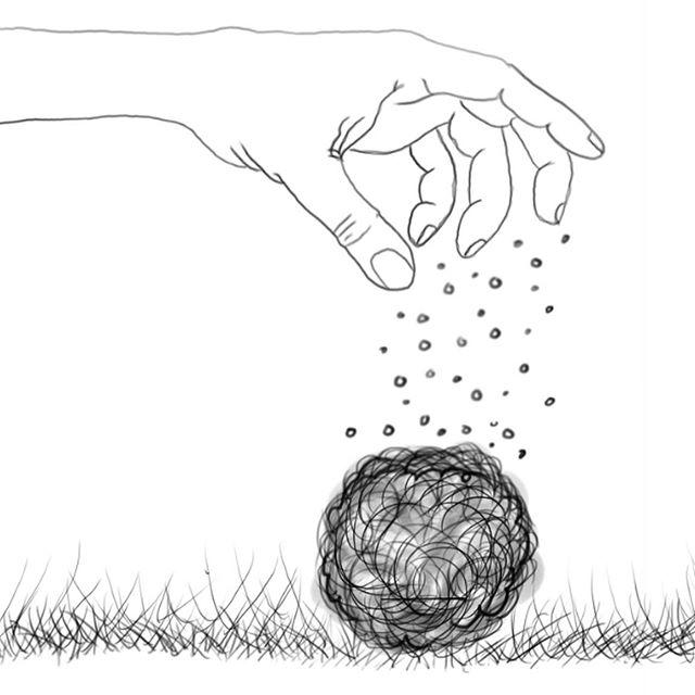 """Venez nous rejoindre le 25 mai prochain pour fabriquer votre SEED BOMB dans le cadre de @fetedelanature.ch au @lemontriond . """"Mais c'est quoi?"""" nous dites-vous? . Voilà la marche à suivre: 1. C'est de la terre et des petites graines de fleurs indigènes bio 🌿 . 2. C'est de l'eau et beaucoup beaucoup d'amour ❤️ . 3. Et voilà! C'est beau! 🌸 . Lancez-nous ces seed bombs dans les replis les plus bétonnés de la ville...et que ça fleurisse!"""