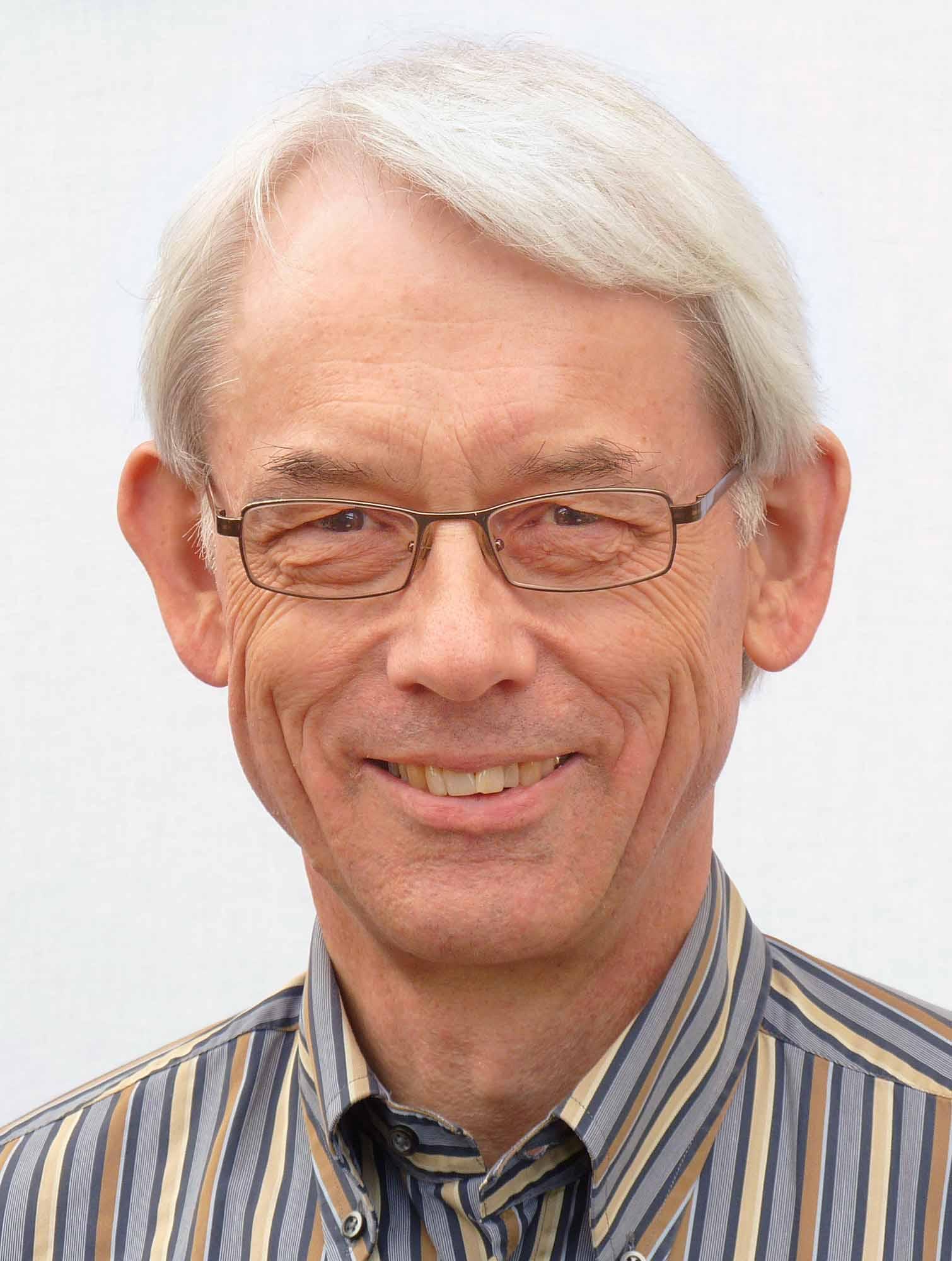 Dr. Bernd Kiel, Gründer und Leiter der aquapurgo AG