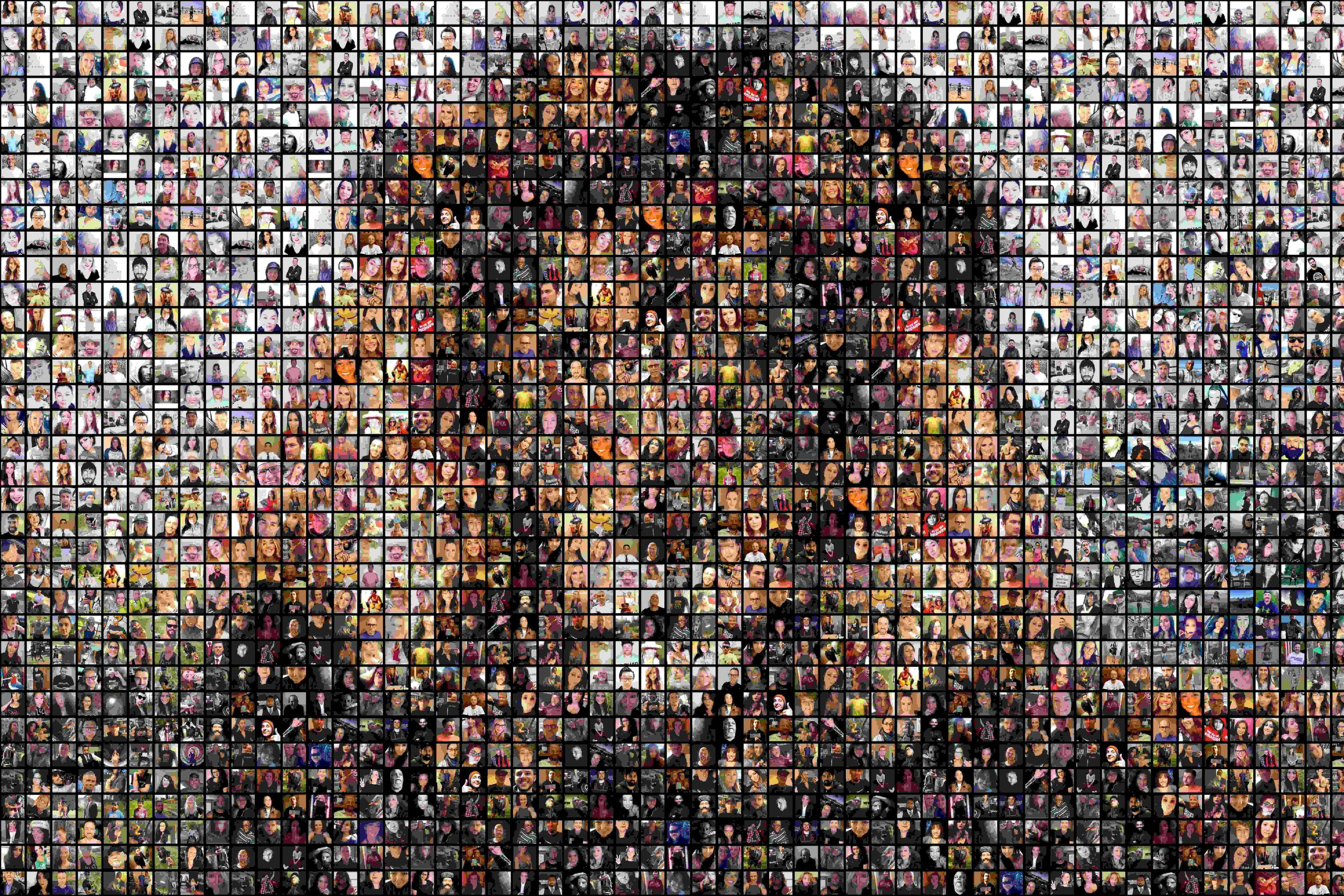 Lion Mosaic The Addict with a Thousand Faces Memoir
