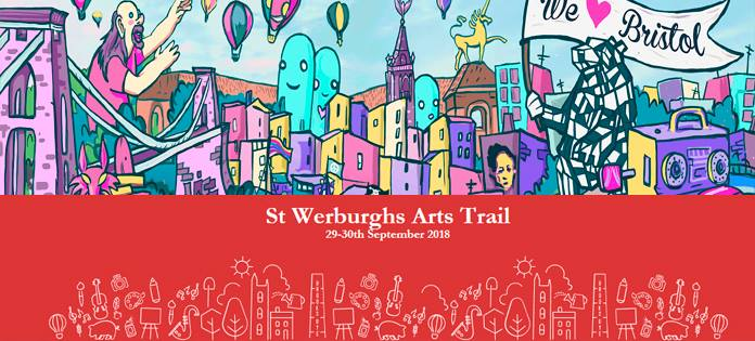 St Werburghs Arts Trail - Unit 8 Studio's -2018