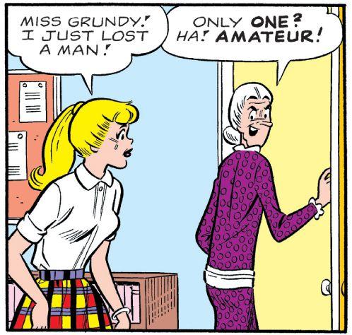 Betty & Veronica Comic Book Series