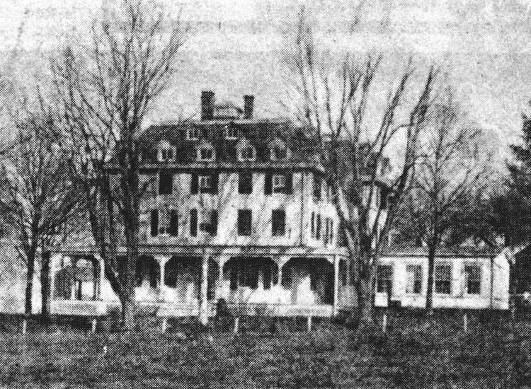 Good Shepherd Hospital- 1874 -