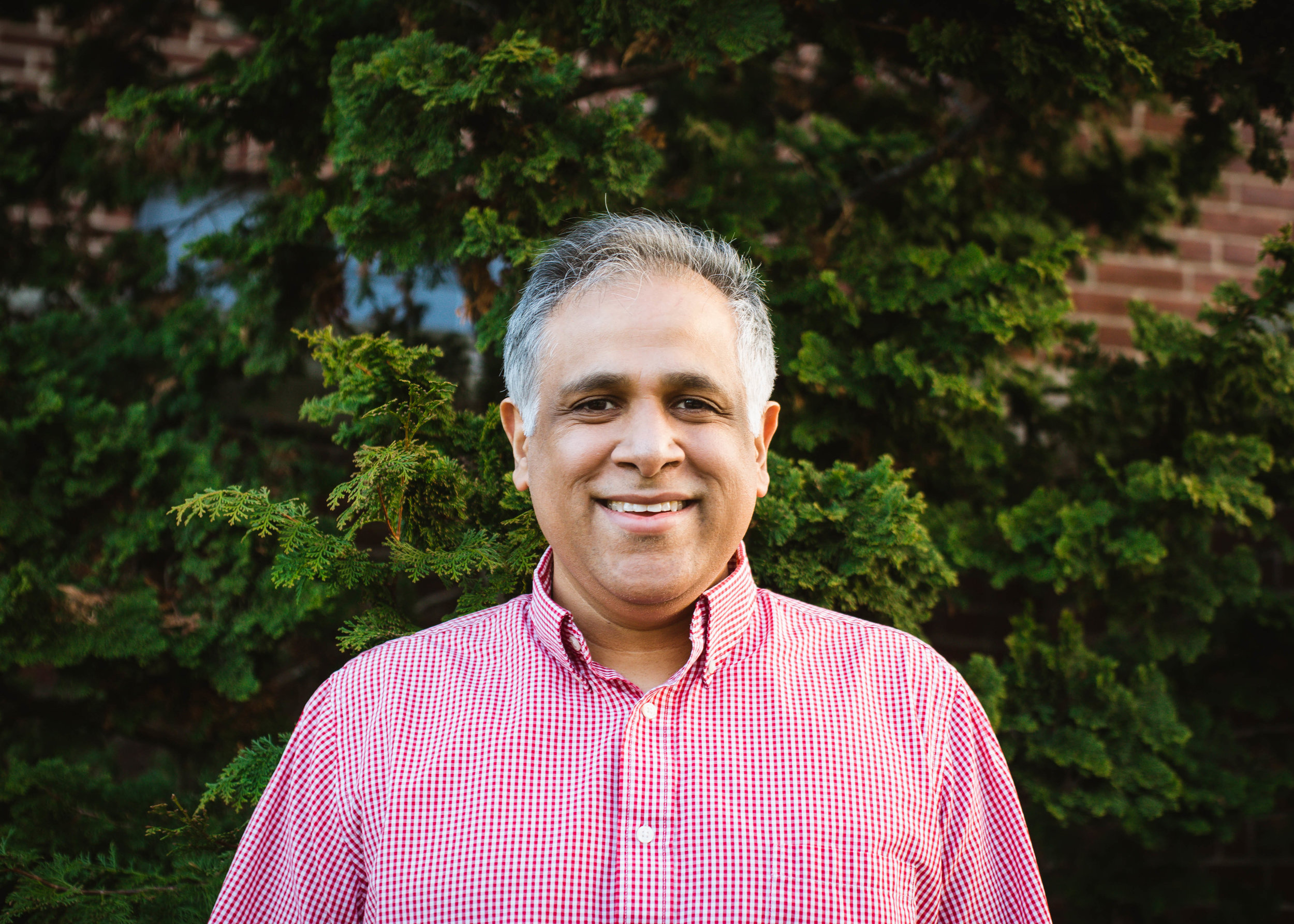 AJAY KUMAR - Hey, my name is Ajay I have been Associate Pastor of New Hope since 2000 and a member since 1995. I love being at New Hope because I love the opportunity to display hospitality to those in our community on a weekly basis. My wife Loukia and I have 2 kids, Sophia and Lucas. I am originally from India and my wife is Greek. I grew up Hindu and came to faith in Jesus as a teen, in India. I came to the U.S. in 1991 as an International student. I enjoy stamp collecting.