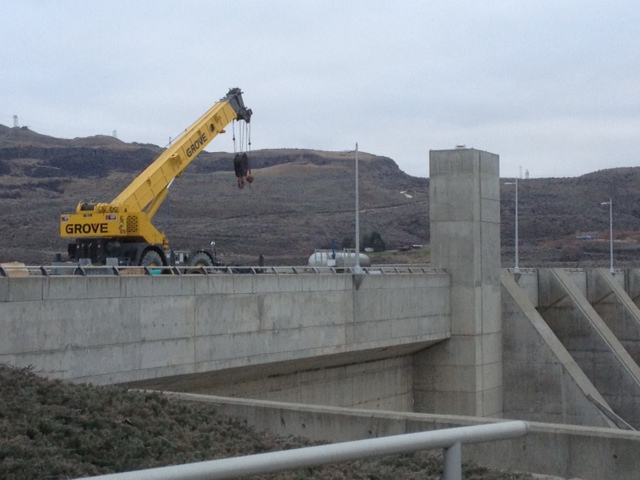 Hydroelectric Dam Project