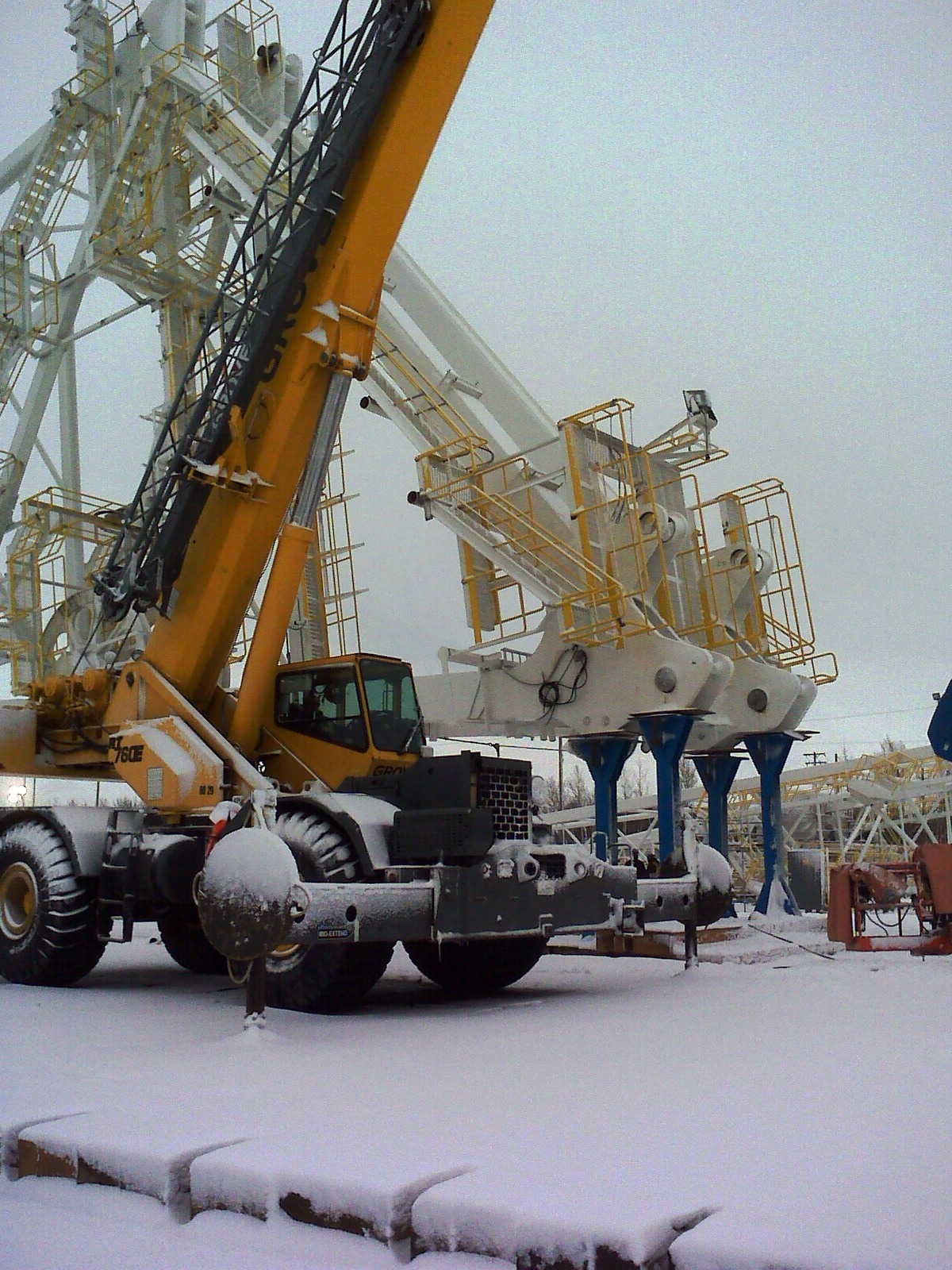 Natural Gas Maintenance