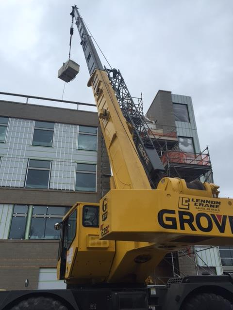 Hospital New Construction