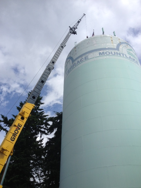 Water Tower Upgrades