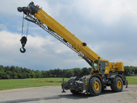 65 Ton: Grove RT-765E