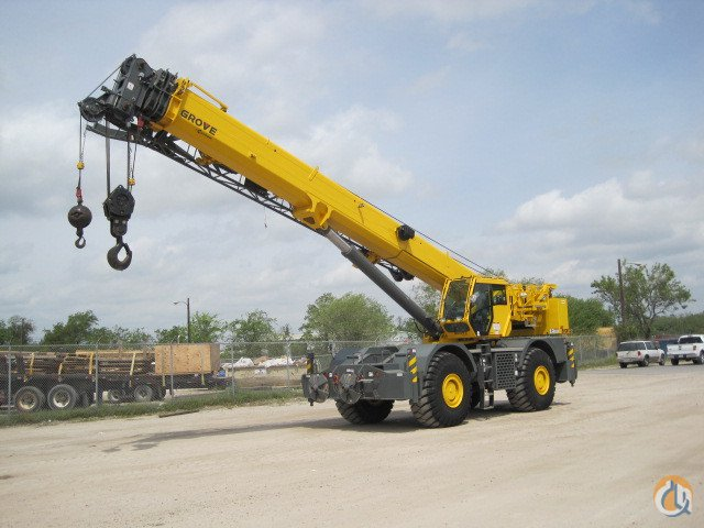 80 Ton: Grove RT-880E