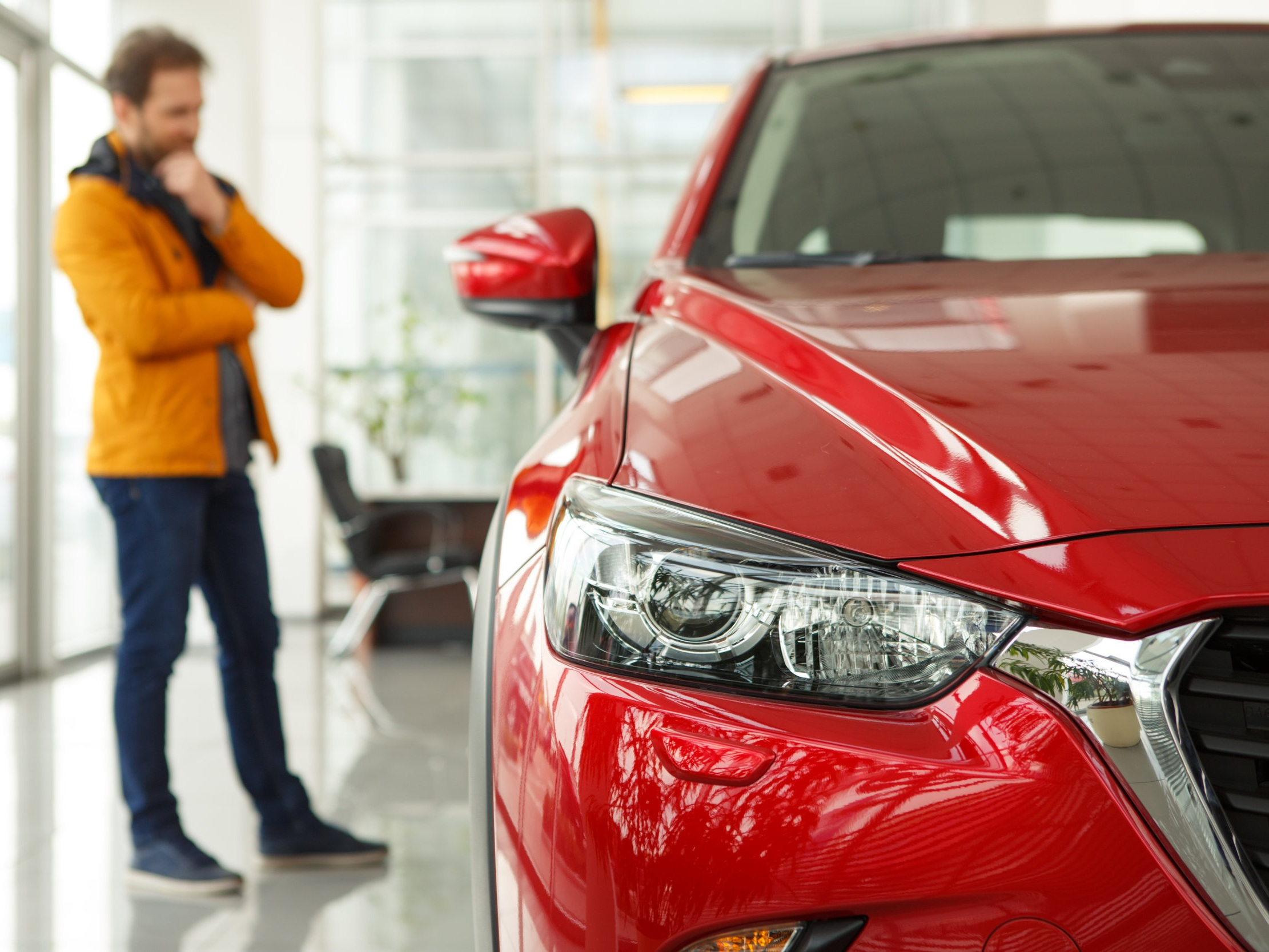 Everything you need to know about applying for an auto loan.
