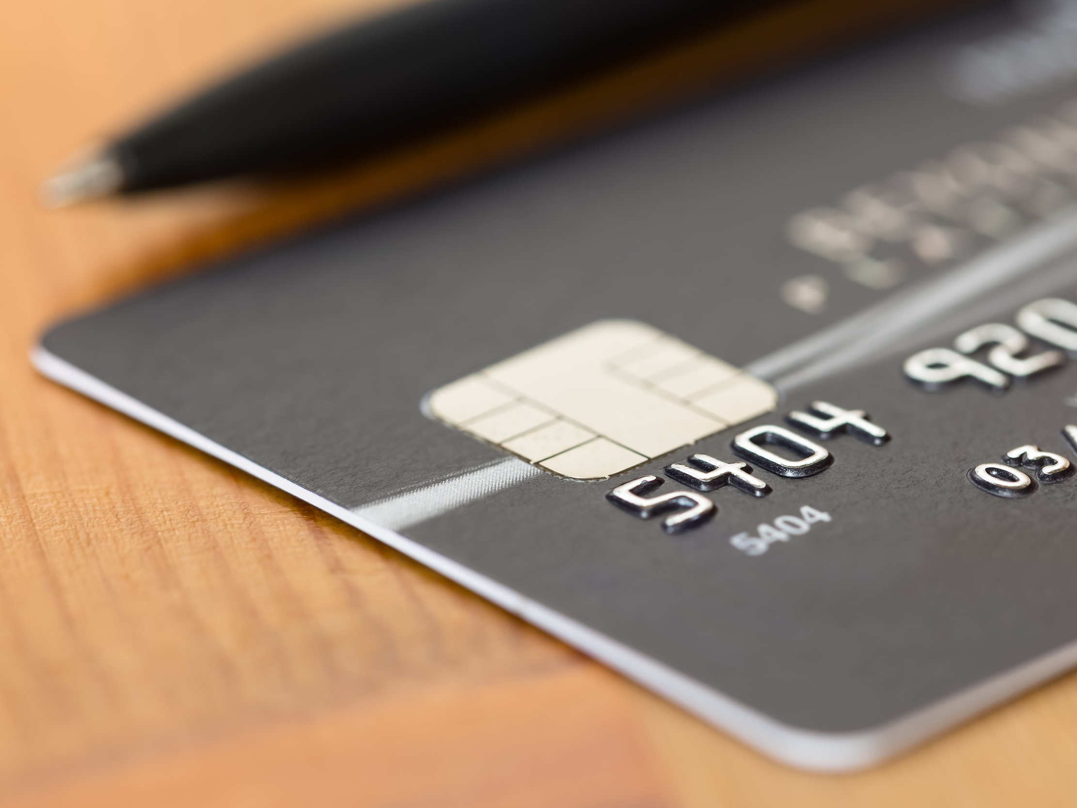 Even if your credit isn't great, you can still apply for a secured credit card.