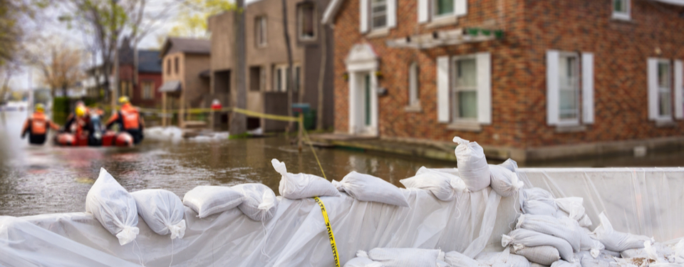 Your homeowners' insurance probably doesn't cover you in case of a flood. Learn about flood insurance with Finance Guru.
